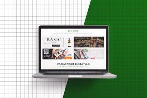 CBD-Oil-Solutions-Website-Launch