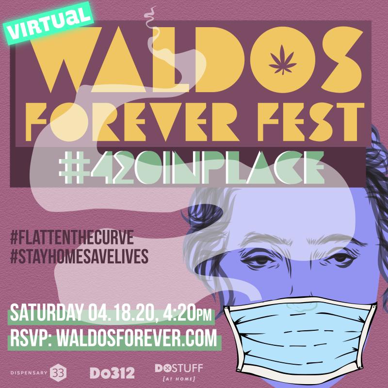 virtual Waldo's Forever Fest