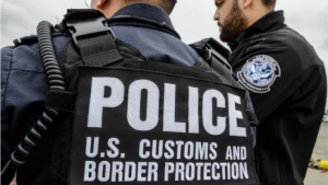 U.S. Customs and Border Protection Marijuana siezed