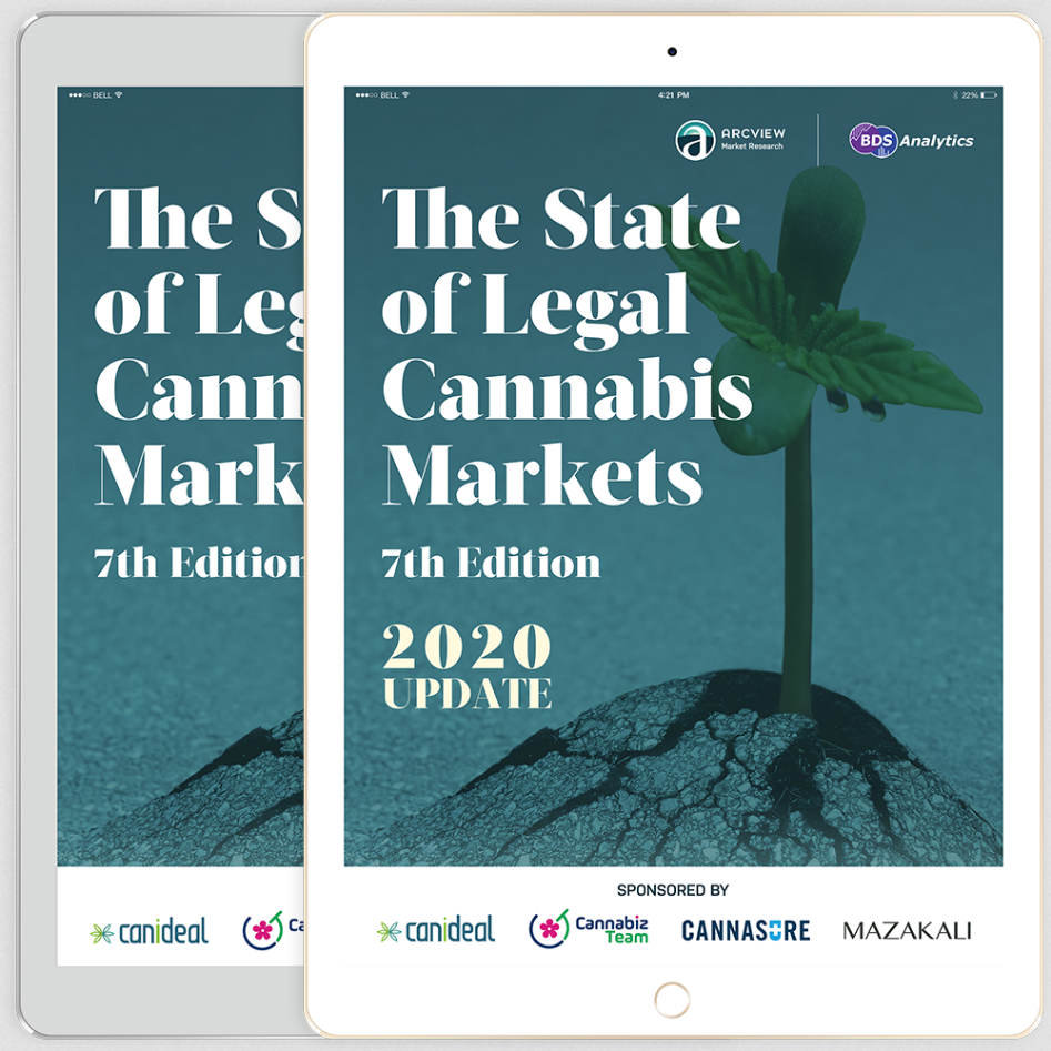 The State of Legal Cannabis Markets report